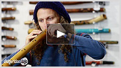 Beatboxing on the Didgeridoo
